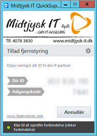 Midtjysk IT Quick Support